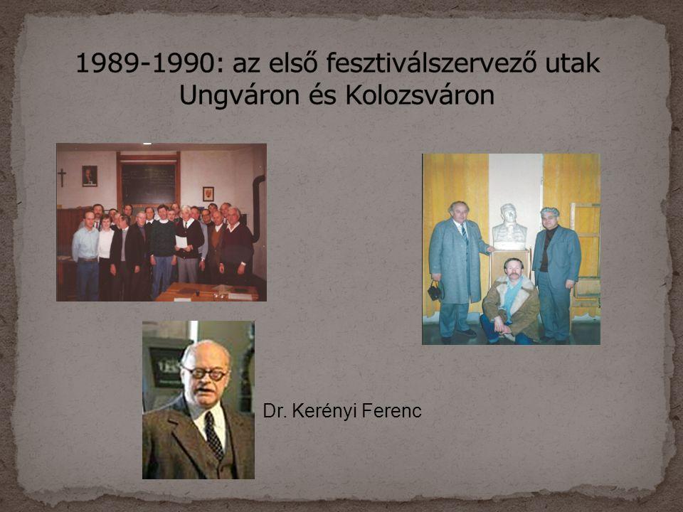 Dr. Kerényi Ferenc