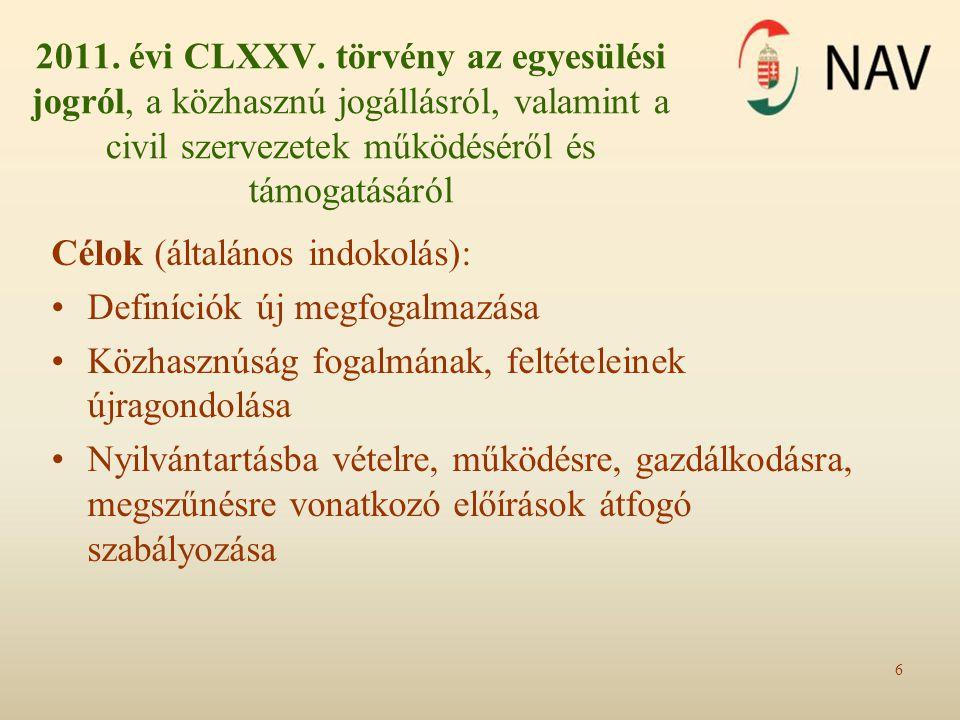 6 2011. évi CLXXV.