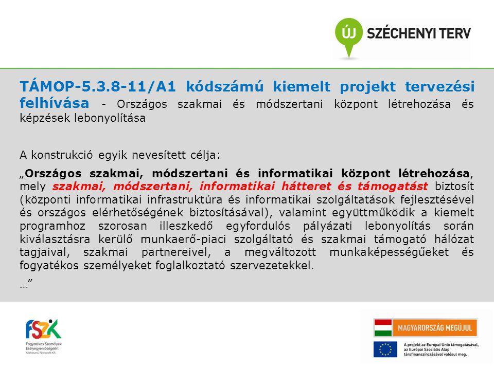 OMK előkészítése a RÉV projektben 4 szakmai munkacsoport az FSZK-ban: - ÁTVEZETÉS munkacsoport - MONITORING munkacsoport - HÁLÓZAT munkacsoport - IRÁNYÍTÓ TESTÜLET