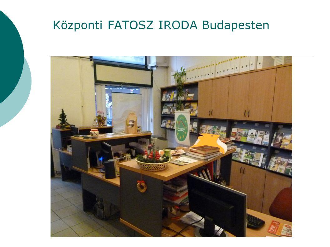 Központi FATOSZ IRODA Budapesten