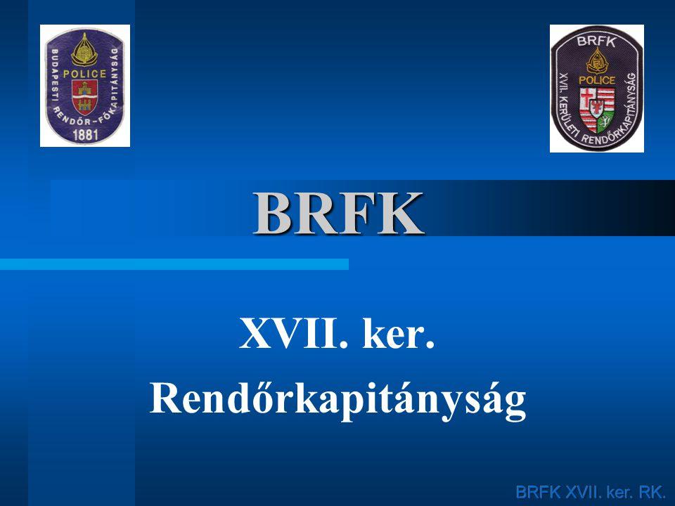 BRFK XVII. ker. Rendőrkapitányság