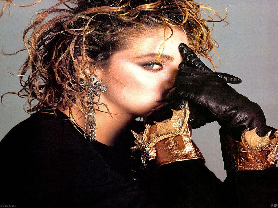 Madonna, születési nevén Madonna Louise Ciccone (Bay City, Michigan, 1958.