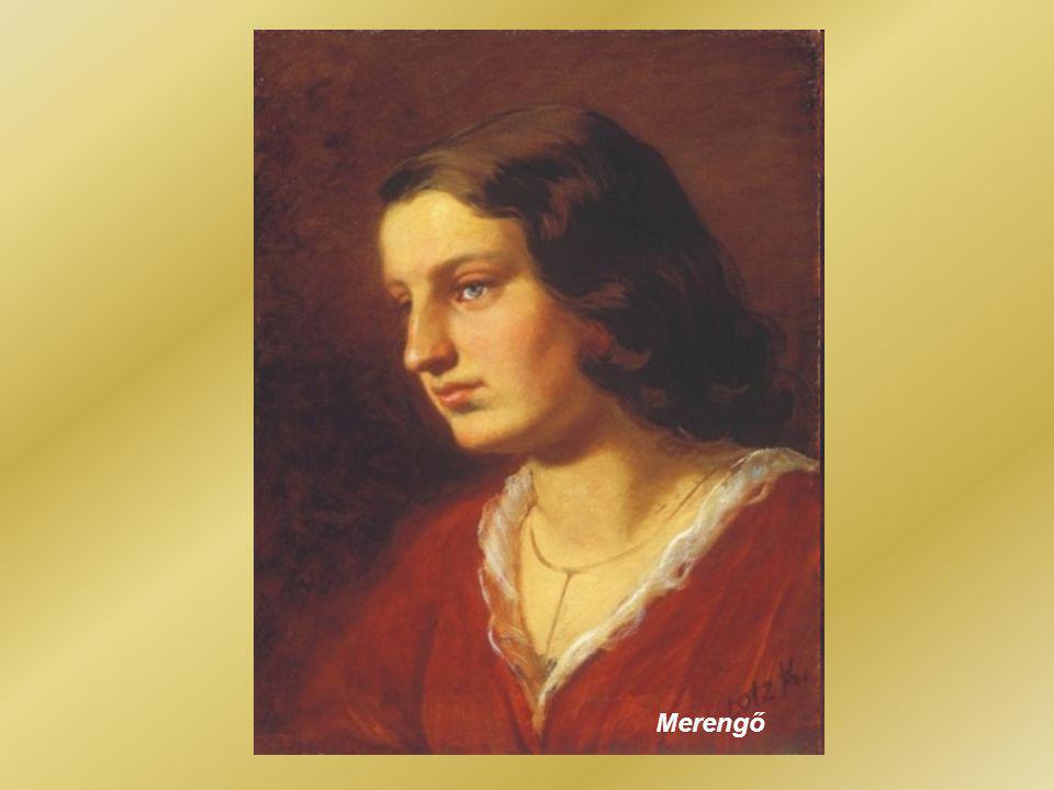 Lotz Kornélia portréja
