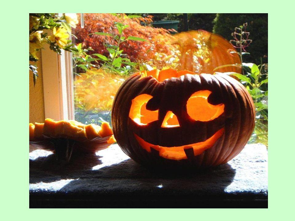 Ez a Halloween az angolszász országokban a boszorkányok, kísértetek és egyéb szellemek ünnepe október 31-én.