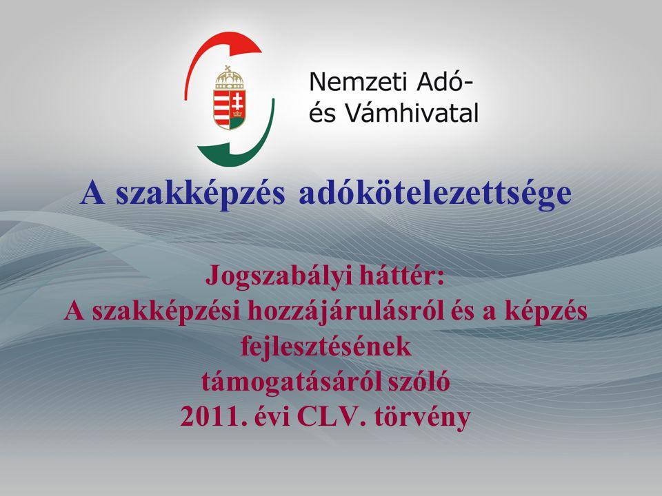 Gyakorlati képzési normatíva meghatározása 1.Magyarország 2014.