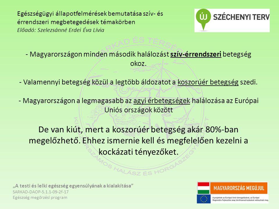 Az Egészséges Szív Európai Chartájának fő üzenete Az új évezredben született minden gyermeknek joga van legalább 65 éves koráig élni anélkül, hogy megelőzhető szív és érrendszeri betegségben szenvedne - Az Egészséges Szív Európai Chartájának fő gondolata.
