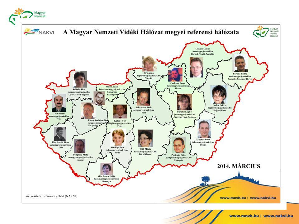 A megyei önkormányzatok feladatai közé tartozik a terület- és vidékfejlesztés.