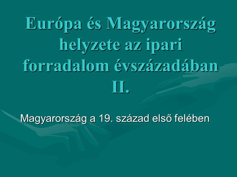 A nemesi reformmozgalom kibontakozása  Magyarországon a 19.