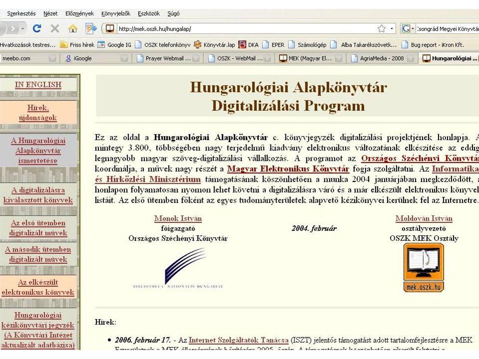 Eger, 2008.10. 28.AgriaMédia II.3.
