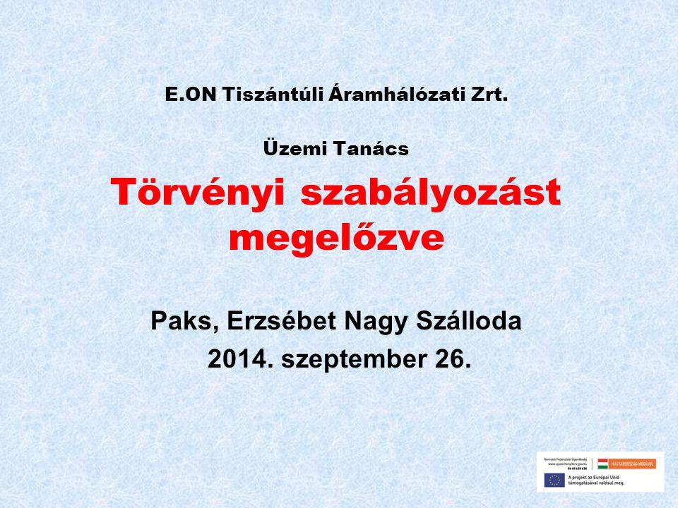 E.ON Tiszántúli Áramhálózati Zrt.