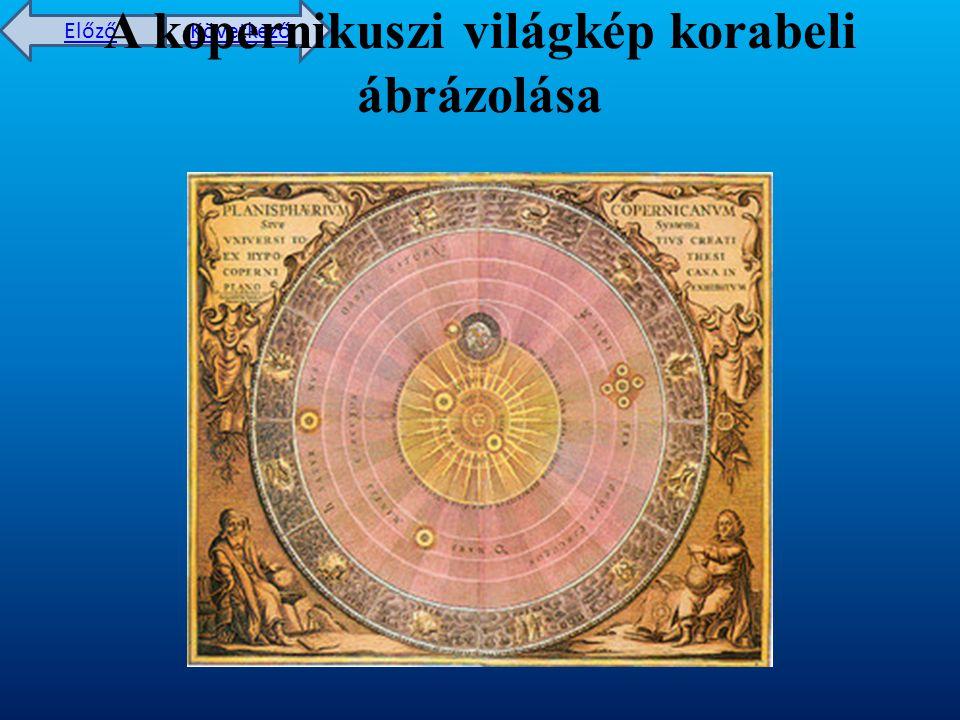 Előző Következő A kopernikuszi világkép korabeli ábrázolása