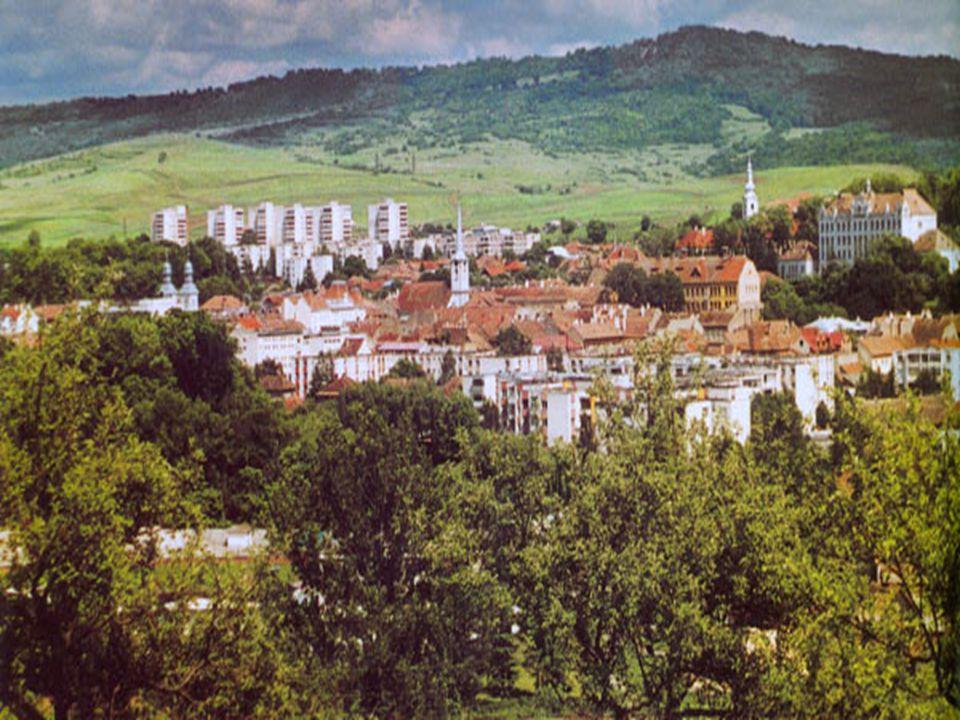 Székelyudvarhely a 660 éves kisváros, az Erdélyi-medence keleti-délkeleti peremövében, a Nagy-Küküllő folyó felső szakasza mentén fekszik. Neve arra u