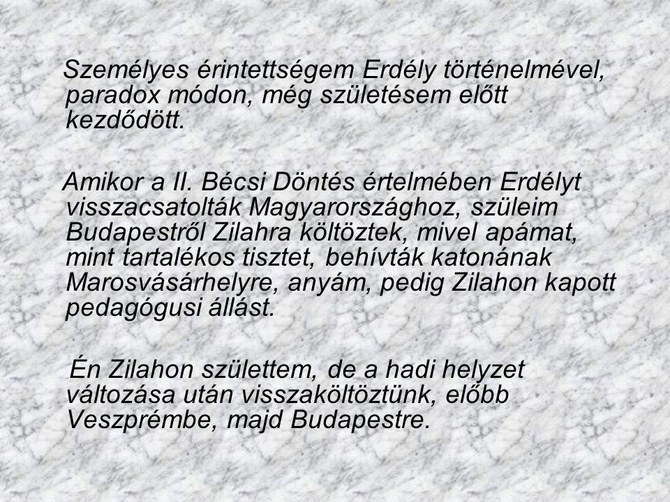 Keresztül-kasul Erdélyben: Zilah: A beszámolót természetesen szülővárosommal kezdem. A Meszes lábánál elterülő Zilah már a honfoglalás idején lakott t