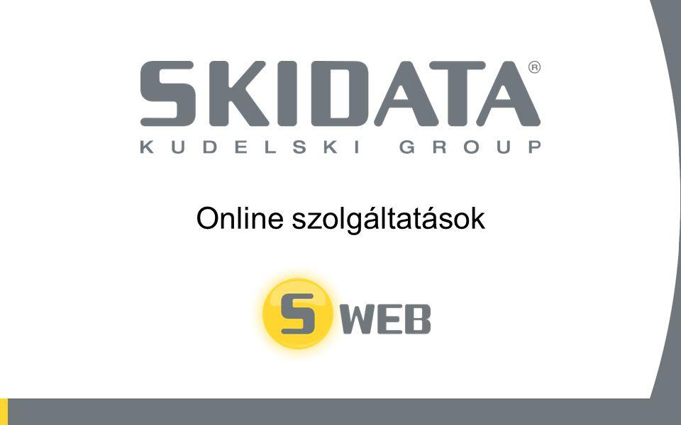 Online szolgáltatások
