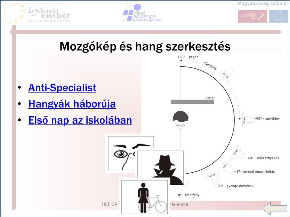 HEF OP 3.5.1 disszeminációs konferencia - Pécs 2007.12.03-04 Lineáris és objektum orientált programozási alapismeretek Aritmetikai, logikai és bitműveletek alkalmazása Nyelvi elemek rendeltetésszerű használata Lineáris programozási módszerek alkalmazása Moduláris programozási technikák alkalmazása Objektumorientált programozási technikák alkalmazása Eseménykezelés Multimédia assetek kezelése Navigációs sémák programozása Interaktivitás programozása