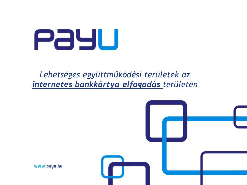Lehetséges együttműködési területek az internetes bankkártya elfogadás területén
