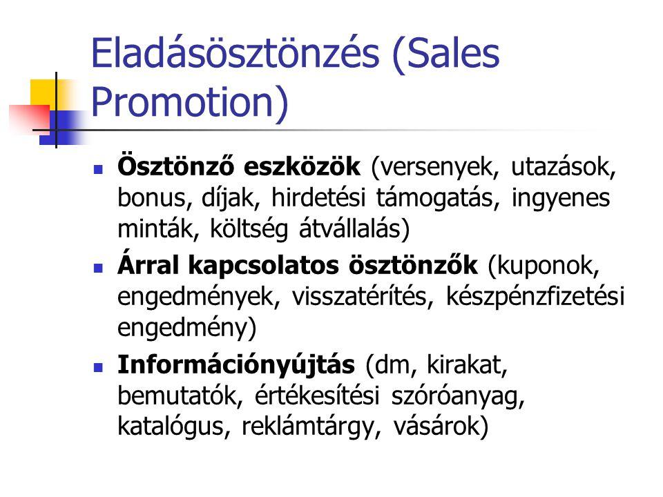 A külső PR eszközei A külső PR eszköztára alapvetően megegyezik a rekláméval: a különbséget az információ tartalma, illetve célja jelenti. Személyes k