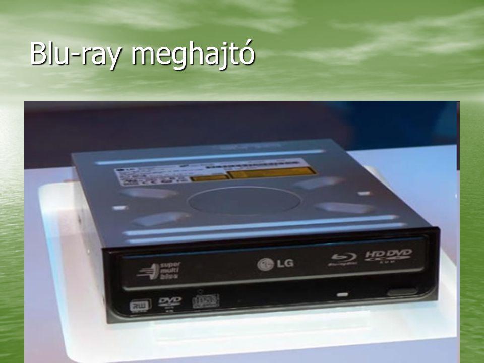 Blu-ray meghajtó
