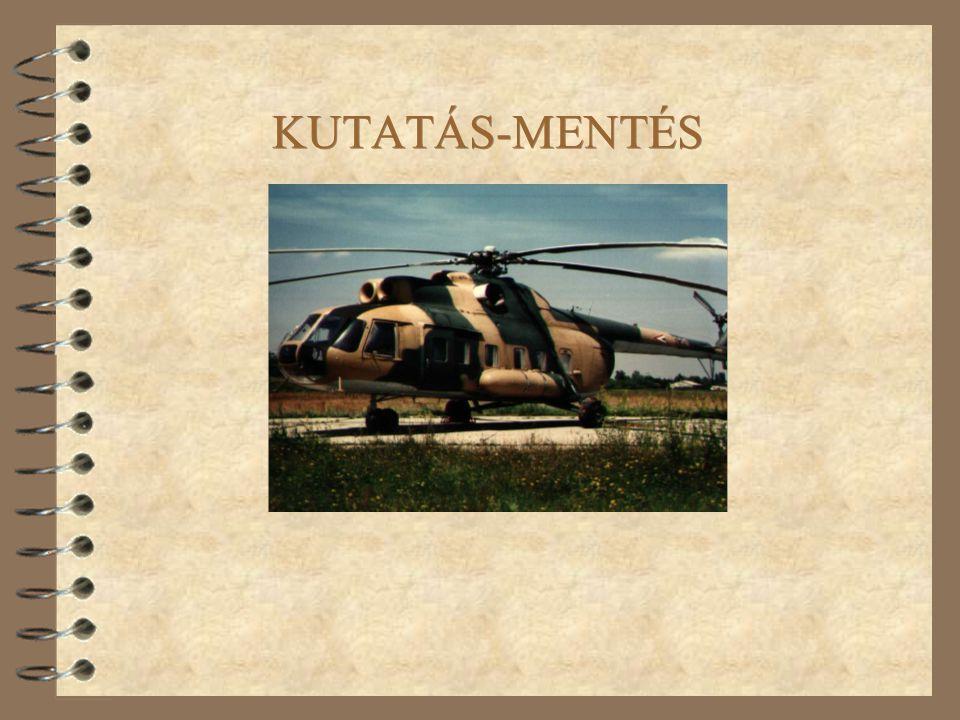 KUTATÁS-MENTÉS