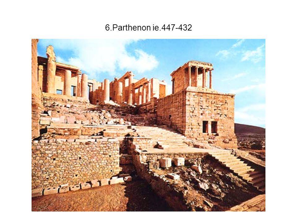 37.Athén, Dionüszosz színház alaprajza