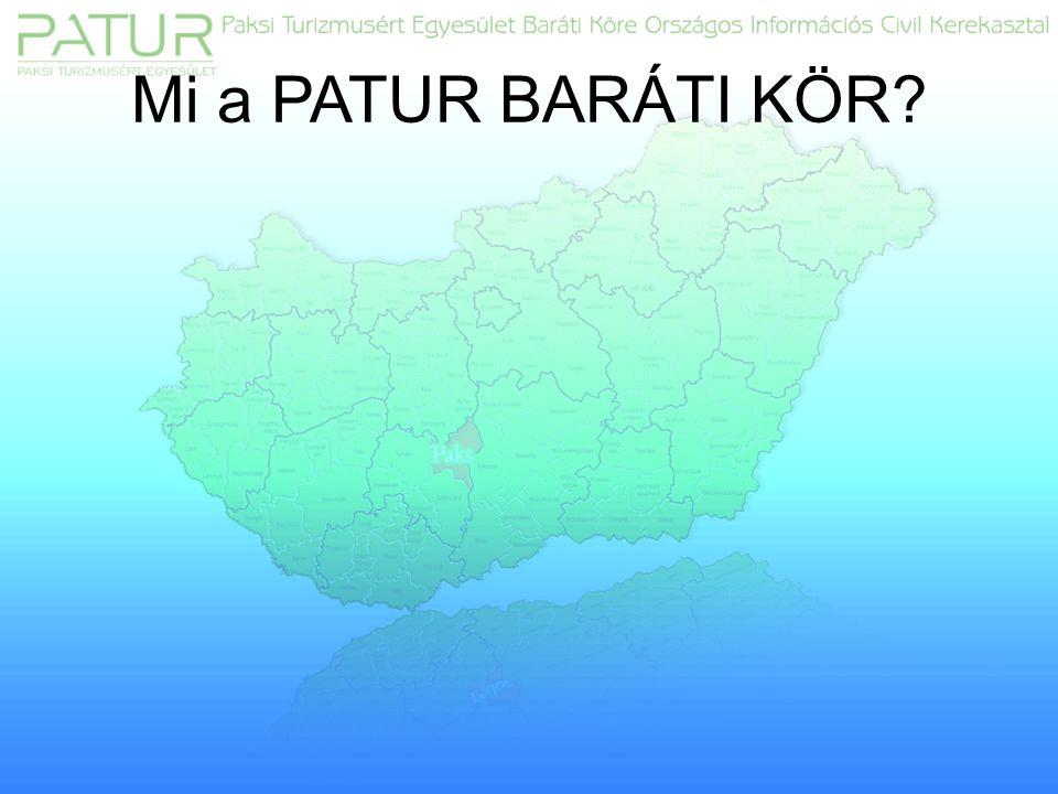 Mi a PATUR BARÁTI KÖR