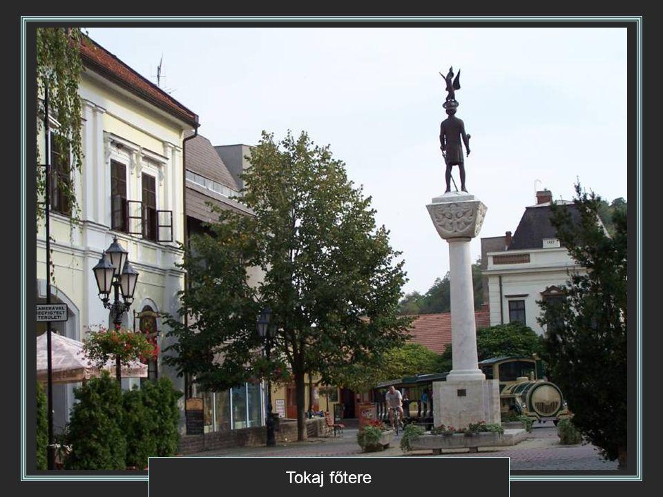 Tokaj főtere