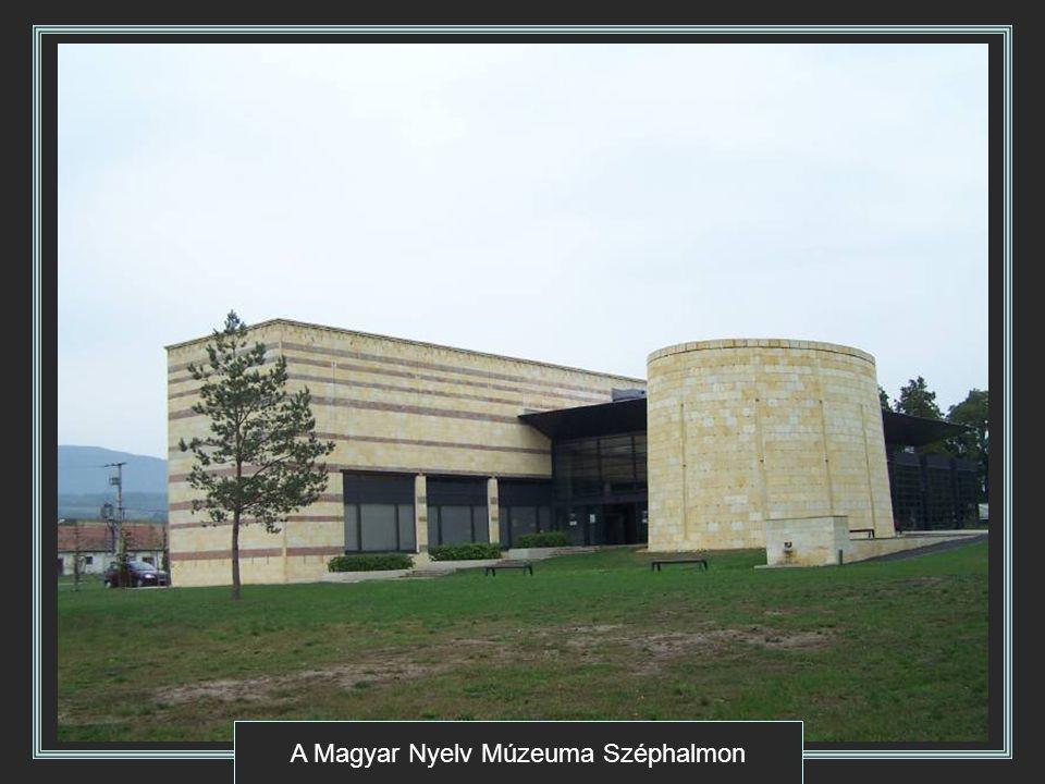 A Magyar Nyelv Múzeuma Széphalmon
