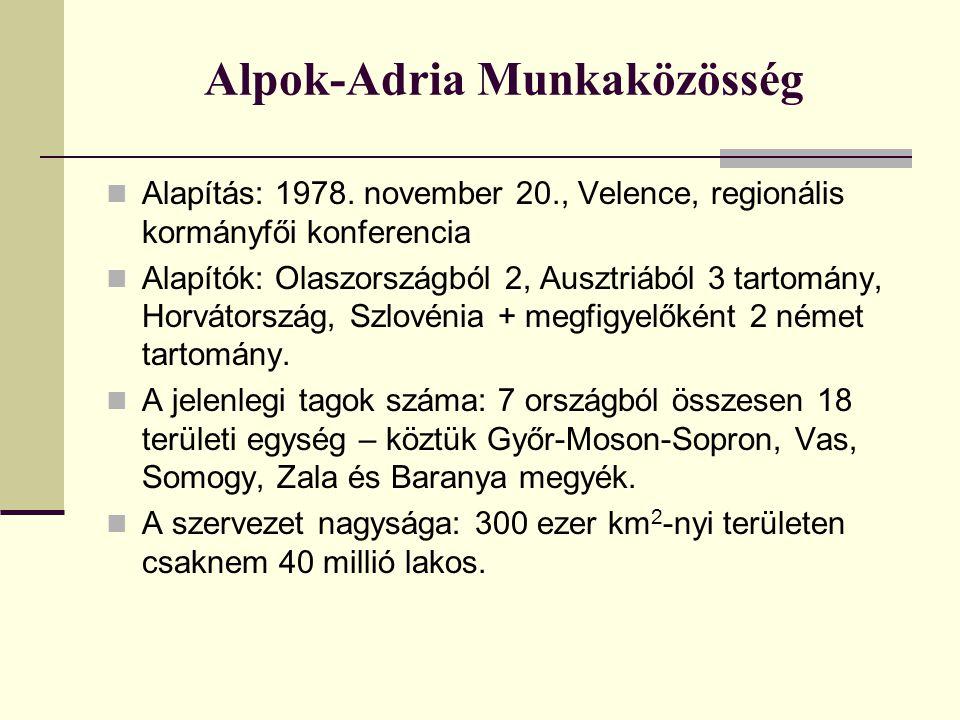 Kárpátok Eurorégió Alapítás: 1993.