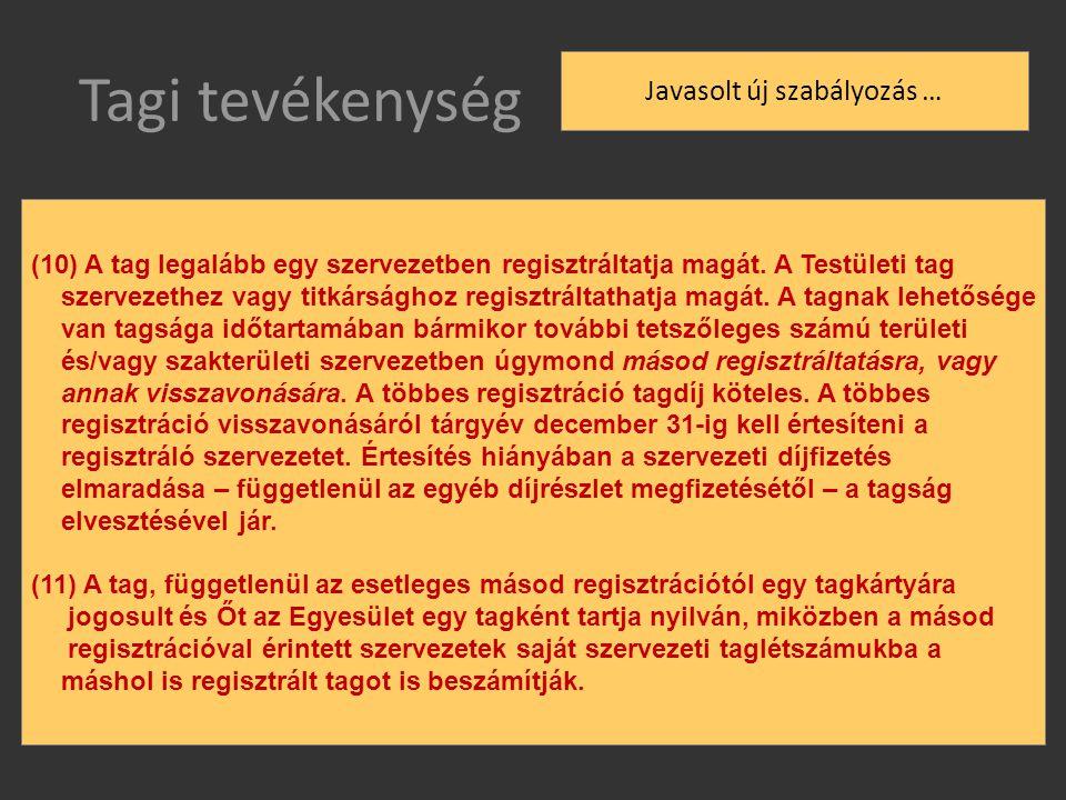 Közhasznú minősítés Közhasznú szervezetté minősíthető: a Magyarországon nyilvántartásba vett létesítő okiratában megjelölt közfeladat teljesítésére irányuló, közhasznú tevékenységet végző szervezet, mely a társadalom és az egyén közös szükségleteinek kielégítéséhez megfelelő erőforrásokkal rendelkezik, továbbá megfelelő társadalmi támogatottsága kimutatható.