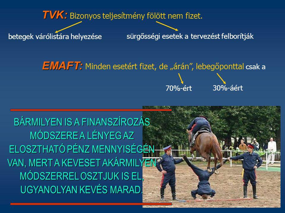 TVK: TVK: Bizonyos teljesítmény fölött nem fizet.