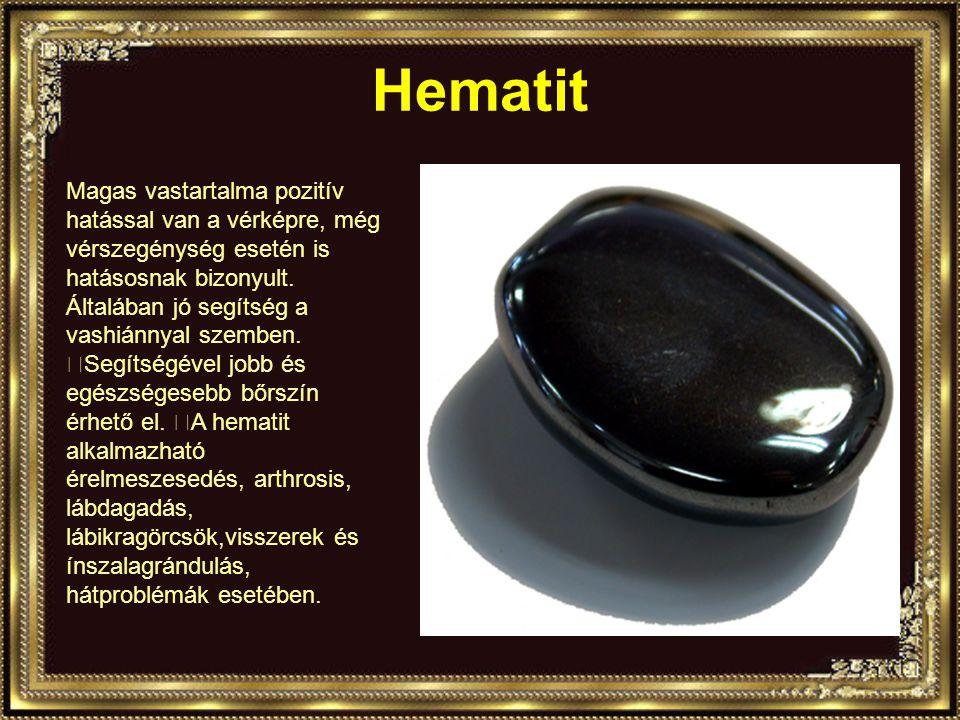 Hegyikristály A hegyikristály minden gyógykövek leggyógyitóbbika .