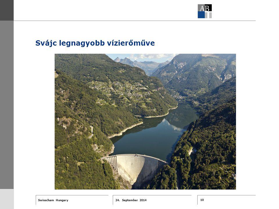 10 24. September 2014 Swisscham Hungary T 1 … R 2 … F 3 … Tell 4 ABT-Farben G 1 G 2 G 3 G 4 G 5 G 6 Zusatzfarben 7.25 5.70 0.00 7.25 8.750.0 5.00 10.0