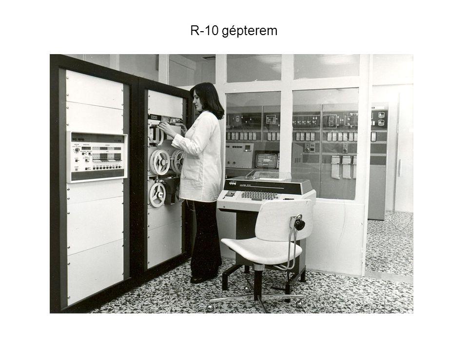 A kutatóreaktor számítógépes irányító rendszere