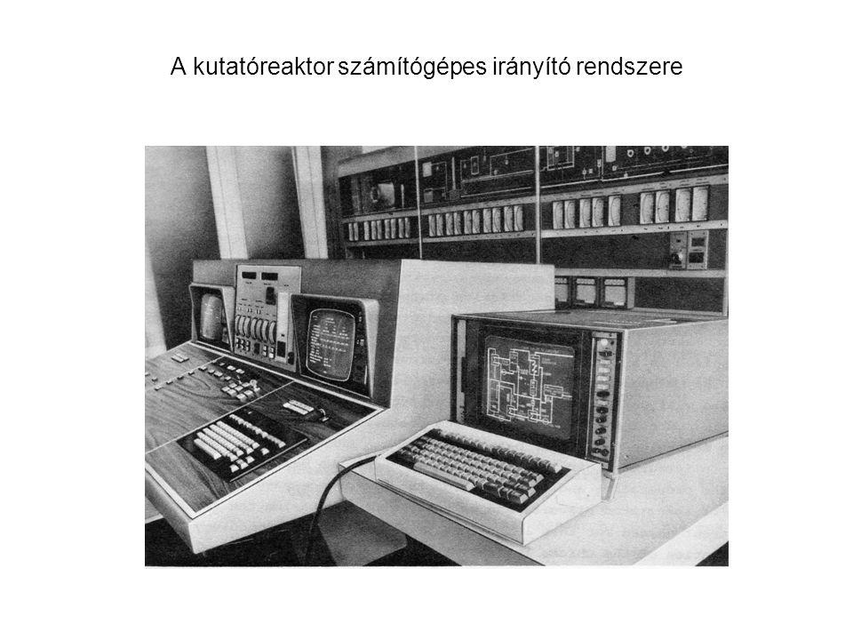 """Szimulátor mint próbapad A """"kiscsikó üzemmódhoz a BER-t a SzTAKI PLC-kkel megépítette."""