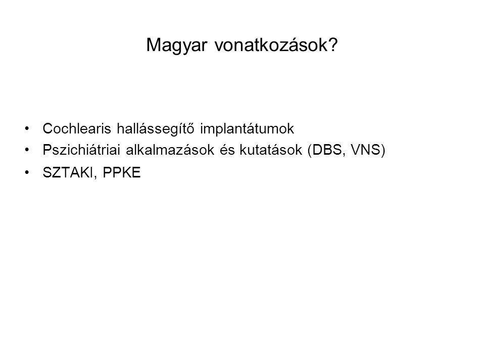 Magyar vonatkozások.
