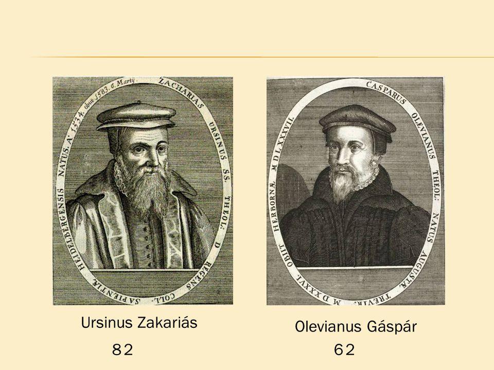 Ursinus Zakariás Olevianus Gáspár 8622