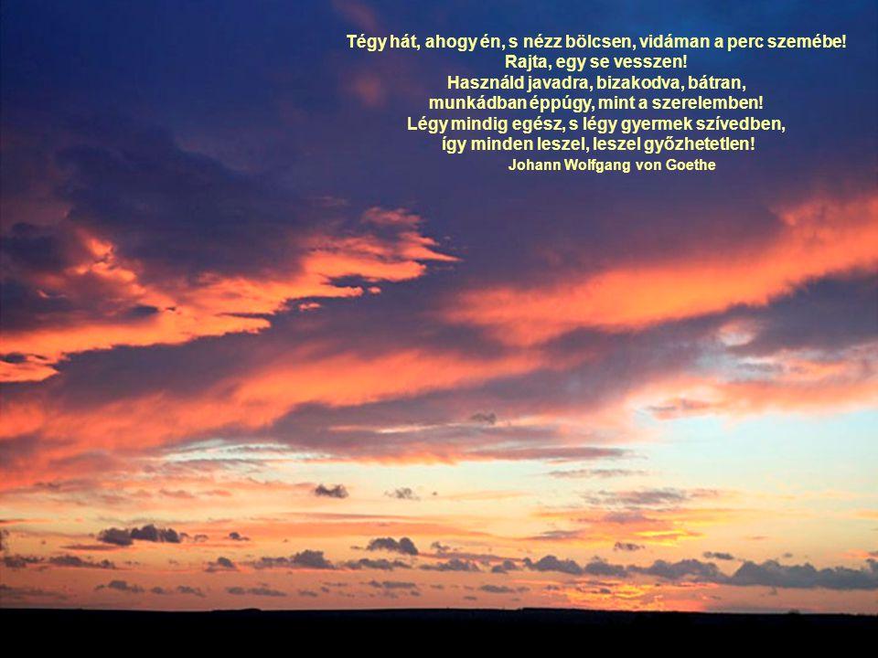 Használd ki az id ő t, a pillanatot ! Szakaszd le a napot ; Horatius szállóigéje Susann Nordströms Orkester - True Love