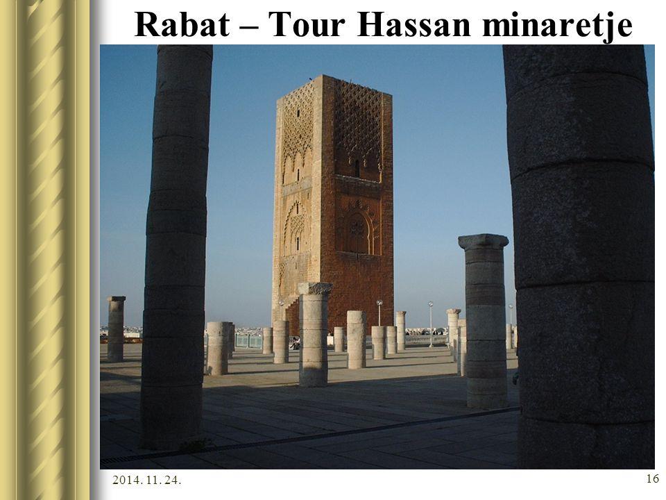 2014. 11. 24. 15 Rabat - Királyi Palota