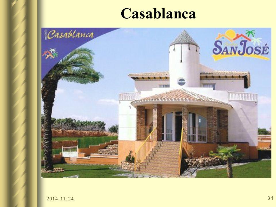 2014. 11. 24. 33 Casablanca – Notre Dame de Lourdes templom