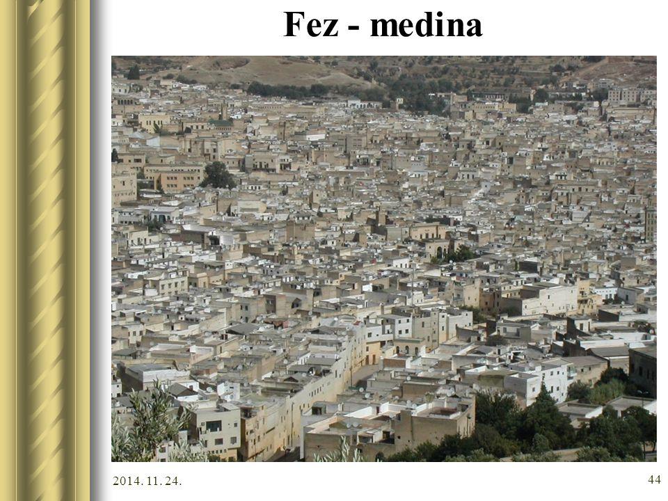 2014. 11. 24. 43 Fez - medina
