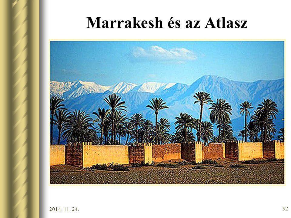 2014. 11. 24. 51 Marrakesh - piac