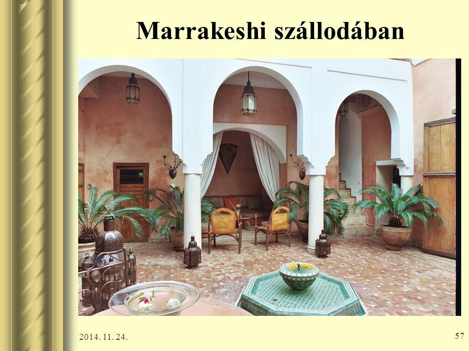 2014. 11. 24. 56 Marrakesh – Koutoubia-mecset