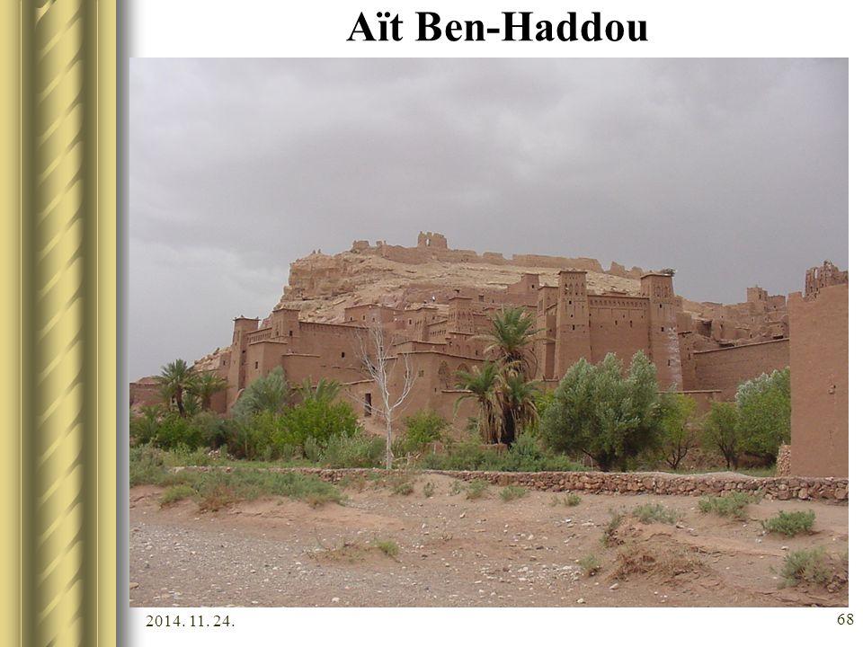 2014. 11. 24. 67 Aït Ben-Haddou