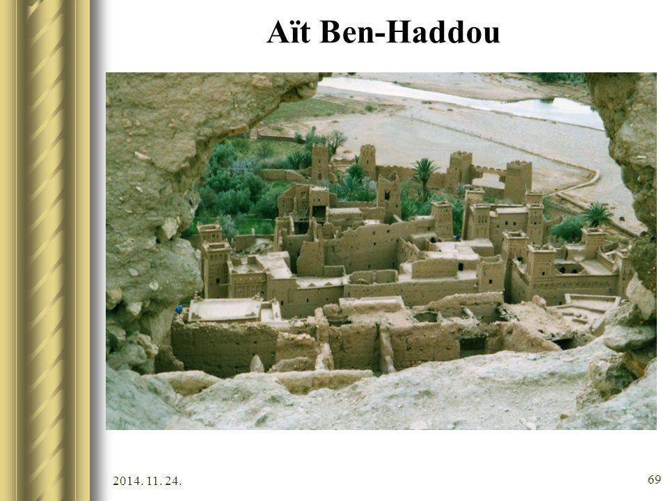 2014. 11. 24. 68 Aït Ben-Haddou