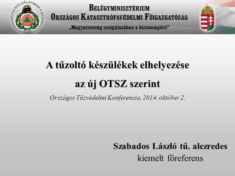 BM OKF Országos Tűzoltósági Főfelügyelőség Karbantartás szabályai 50/2011.