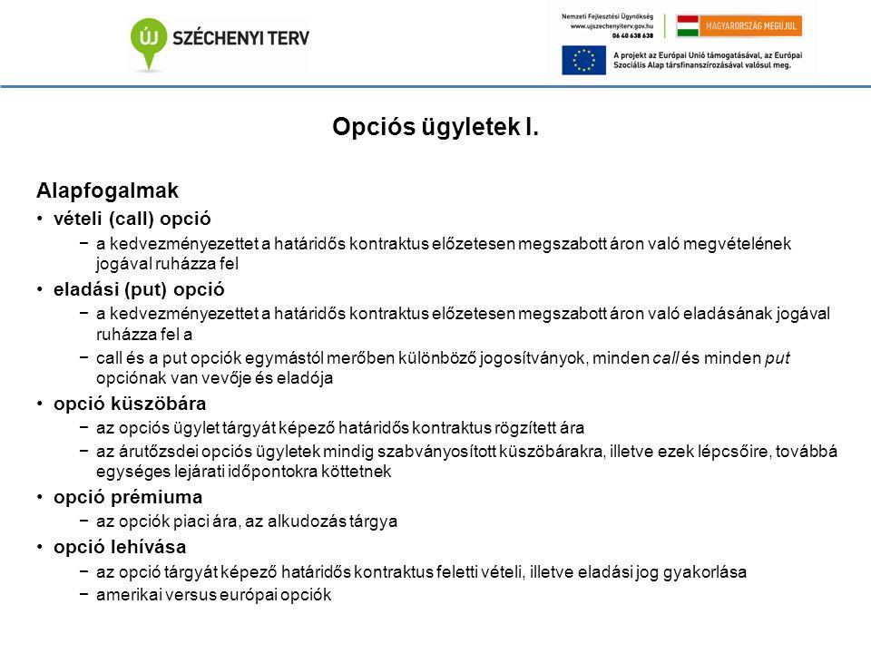 OPCIO * Szótár