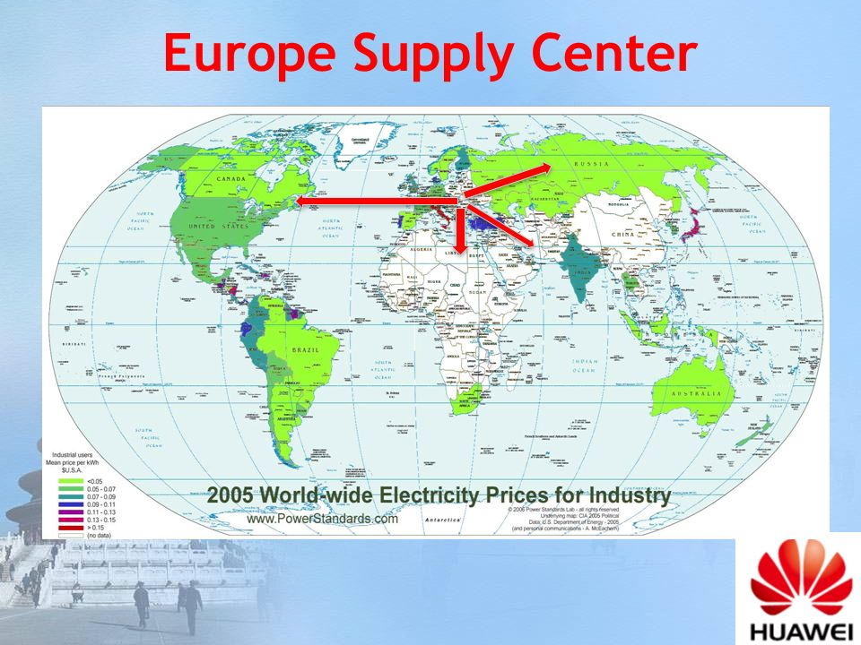 Europe Supply Center