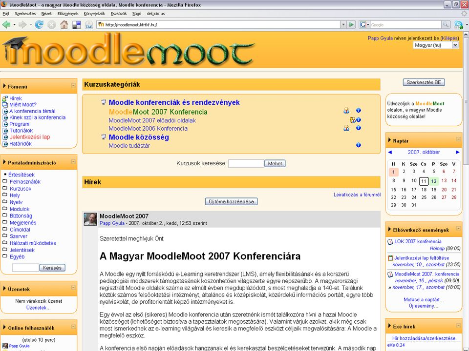 Társkereső platform nyílt forráskódú