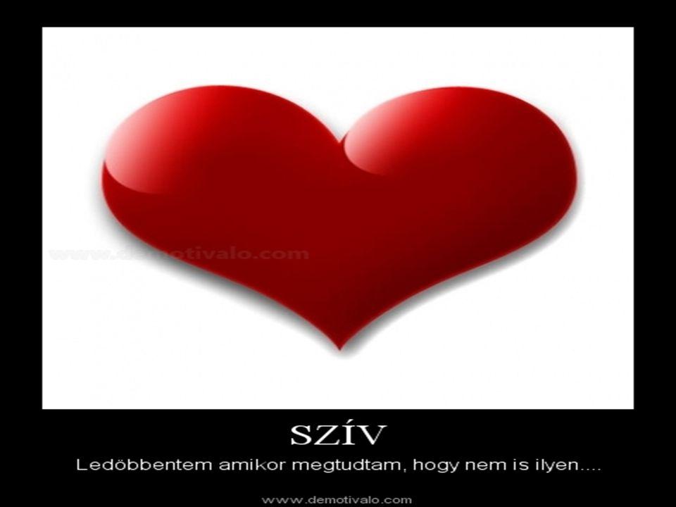 a szív idézetek A szív (Versek,idézetek) Készítette: Illés Blanka Illés Blanka