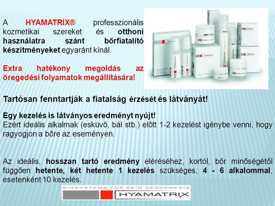Injekciómentes Hyaluronplasztika Világújdonság Magyarországon! - ppt ... 03c2e917b0